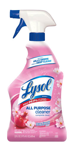 LYSOL® All Purpose Cleaner - Cherry Blossom & Pomegranate