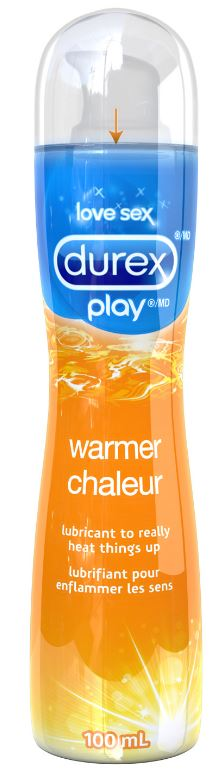 DUREX Play Warmer Lubricant Canada Photo
