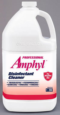 Professional AMPHYL Disinfectant Cleaner Concentrate Discontinued Photo
