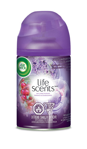 AIR WICK FRESHMATIC  Sweet Lavender Days Life Scents Canada Photo