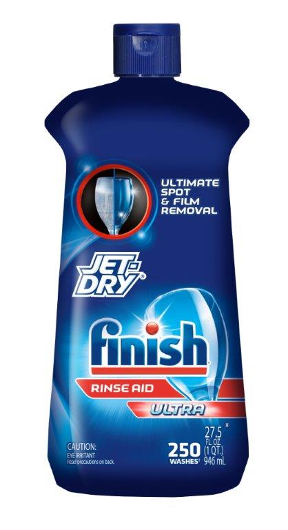 FINISH® Jet-Dry® Rinse Aid - Ultra