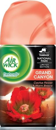 AIR WICK FRESHMATIC  Grand Canyon National Parks Discontinued Photo