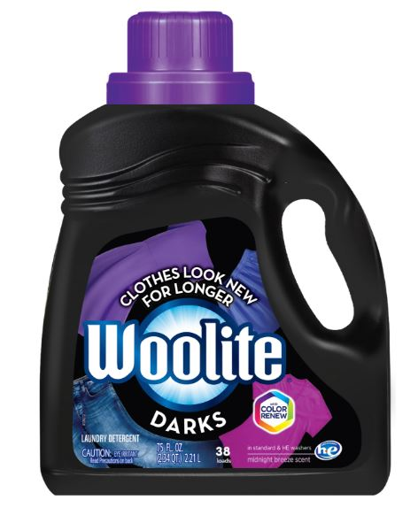 WOOLITE® Darks Laundry Detergent - Midnight Breeze Scent (Canada)