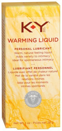 KY Warming Liquid Personal Lubricant Photo
