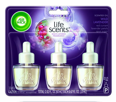 AIR WICK® Scented Oil - Sweet Lavender Days (Life Scents™)