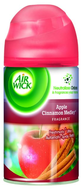 AIR WICK FRESHMATIC  Apple Cinnamon Medley Discontinued Photo