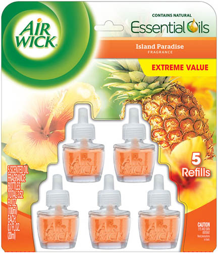 AIR WICK Scented Oil  Island Paradise Photo