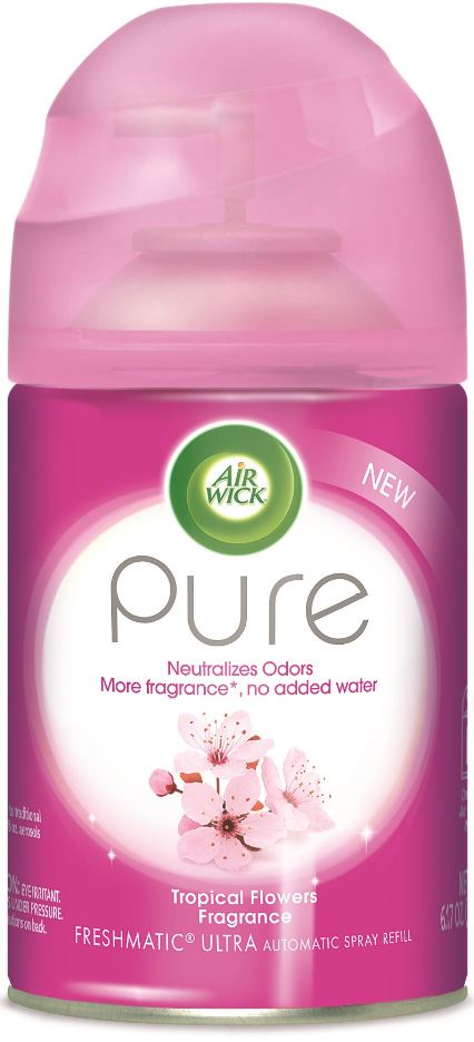 AIR WICK® FRESHMATIC Ultra - Pure Tropical Flowers