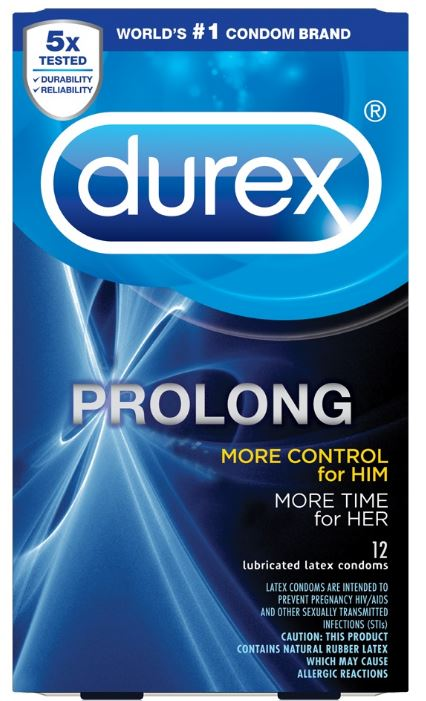 DUREX® Prolong