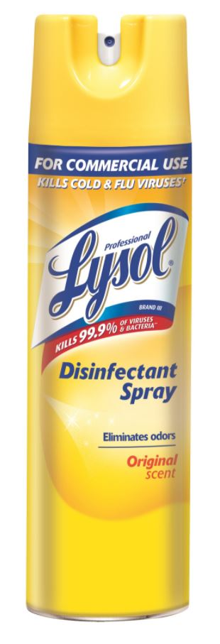 Professional LYSOL® Disinfectant Spray - Original