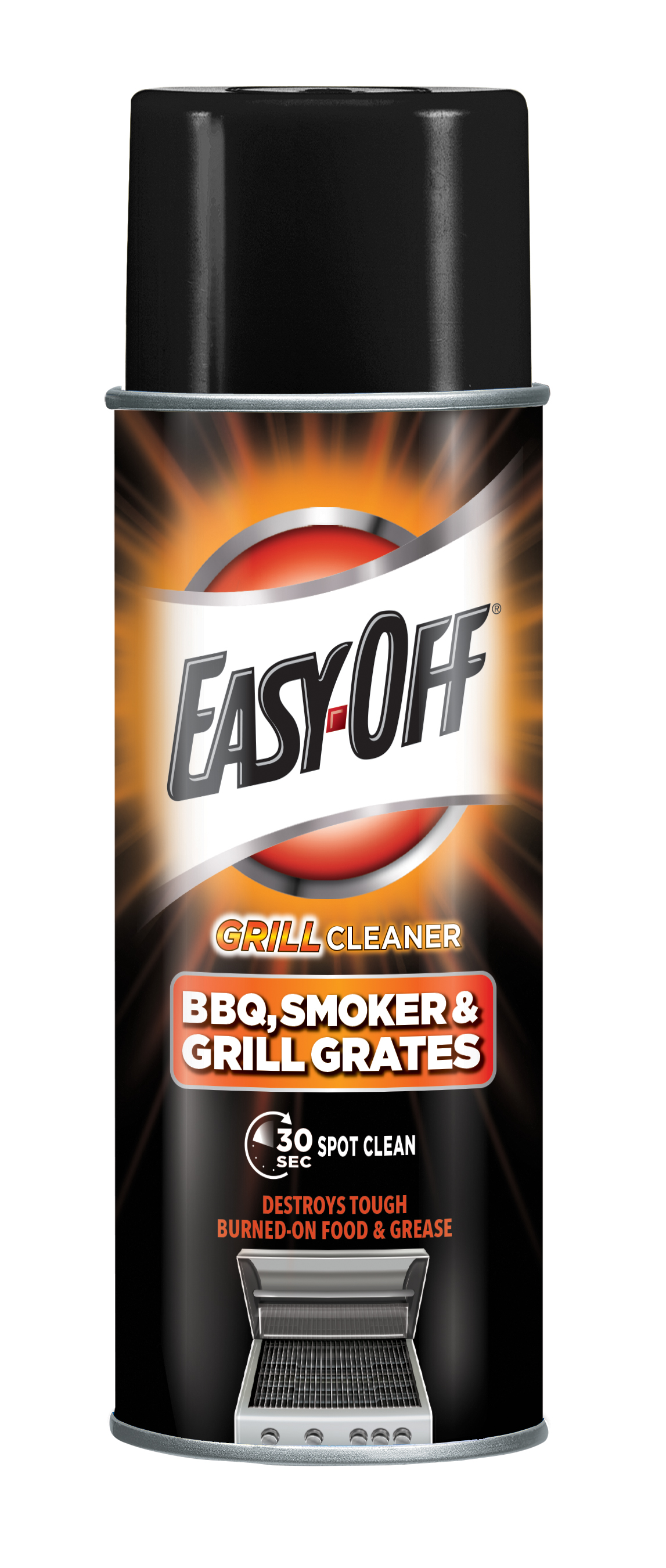 EASY-OFF® BBQ Grill Cleaner Aerosol