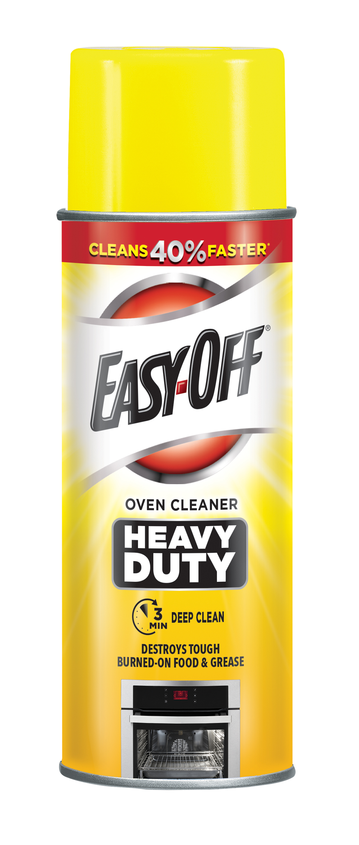 EASYOFF Heavy Duty Oven Cleaner Aerosol  Regular Scent Photo