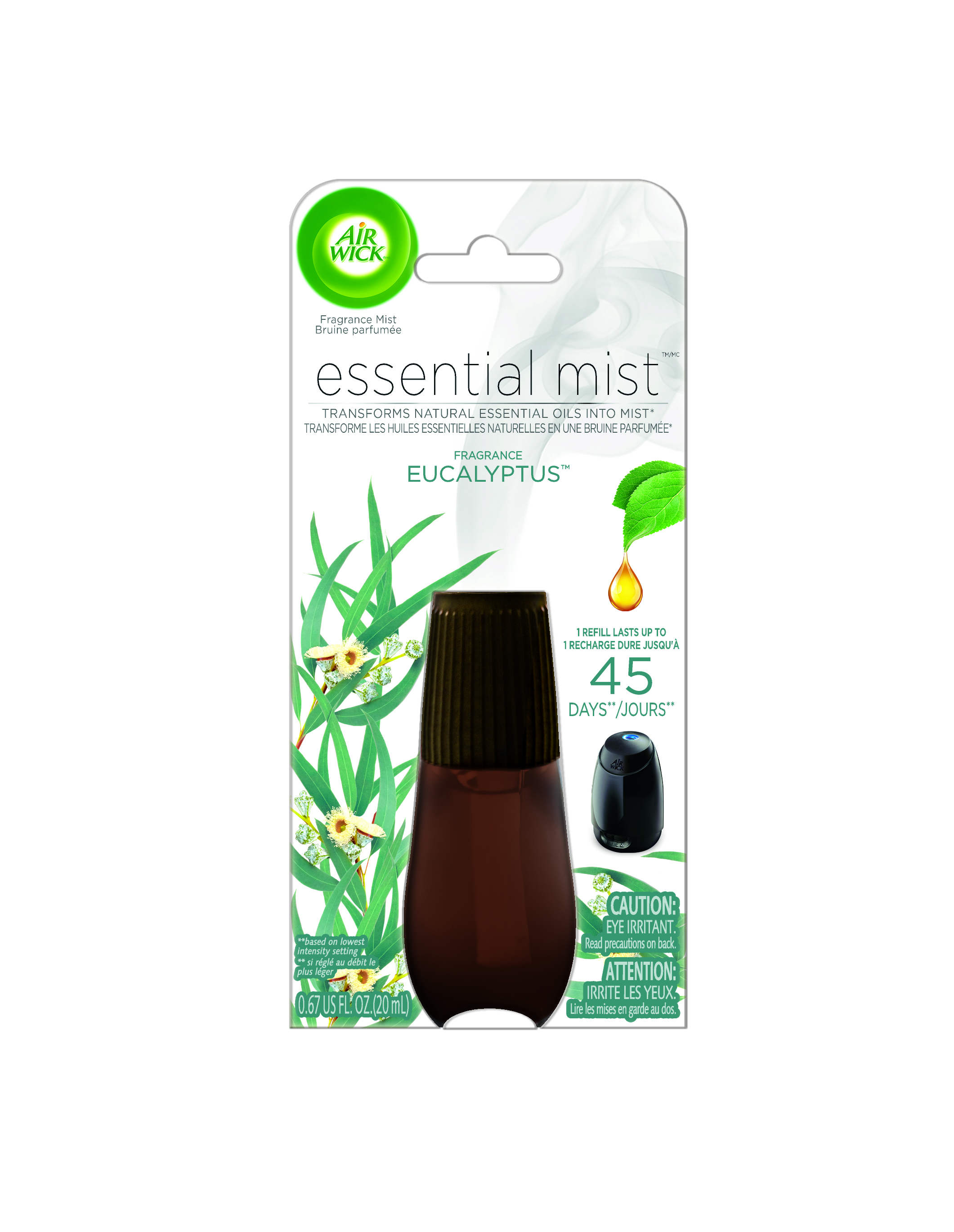 AIR WICK® Essential Mist - Eucalyptus
