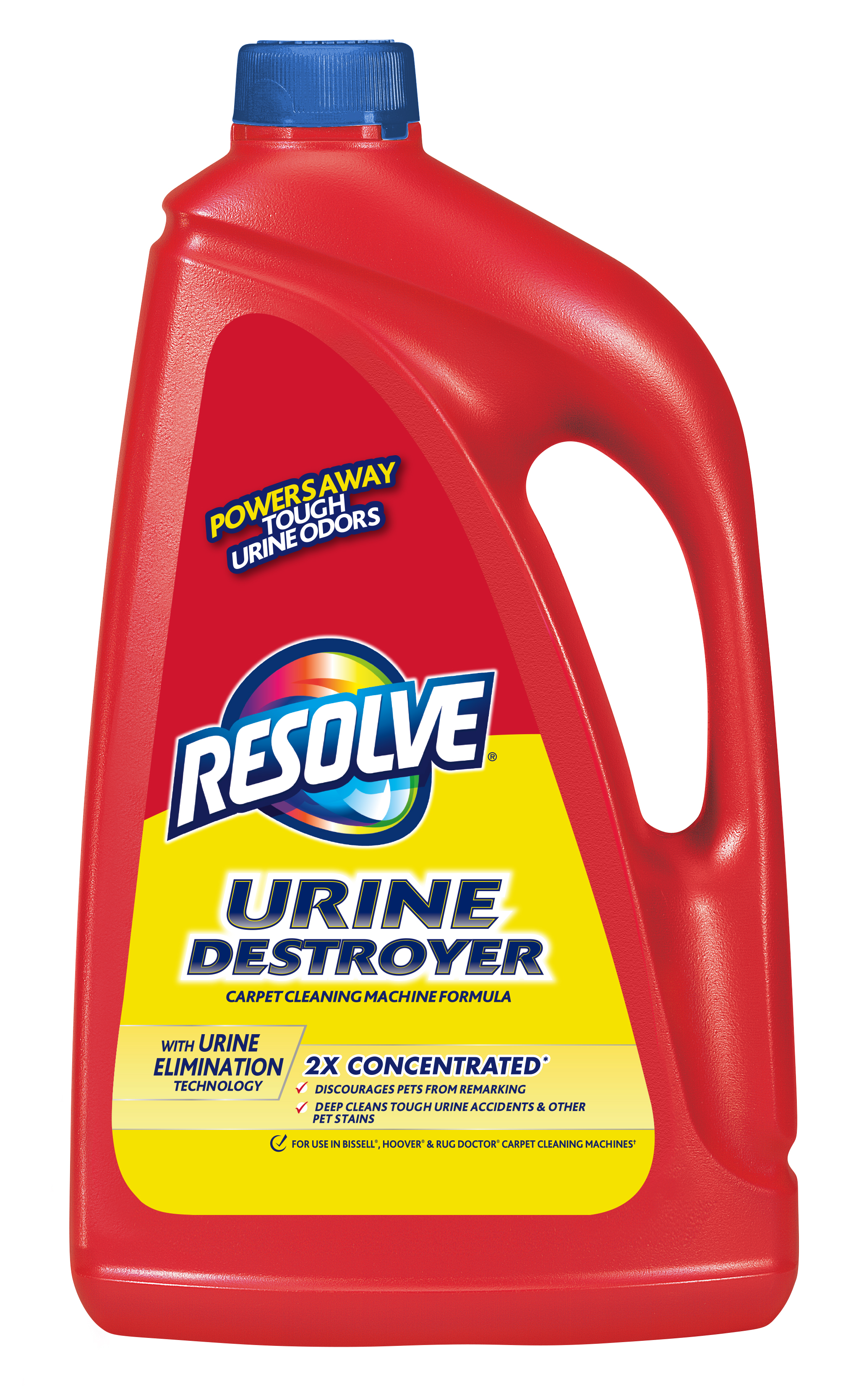 RESOLVE® Carpet 2X Concentrate for Steam Urine Destroyer