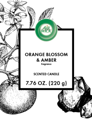 AIR WICK® Candle - Orange Blossom