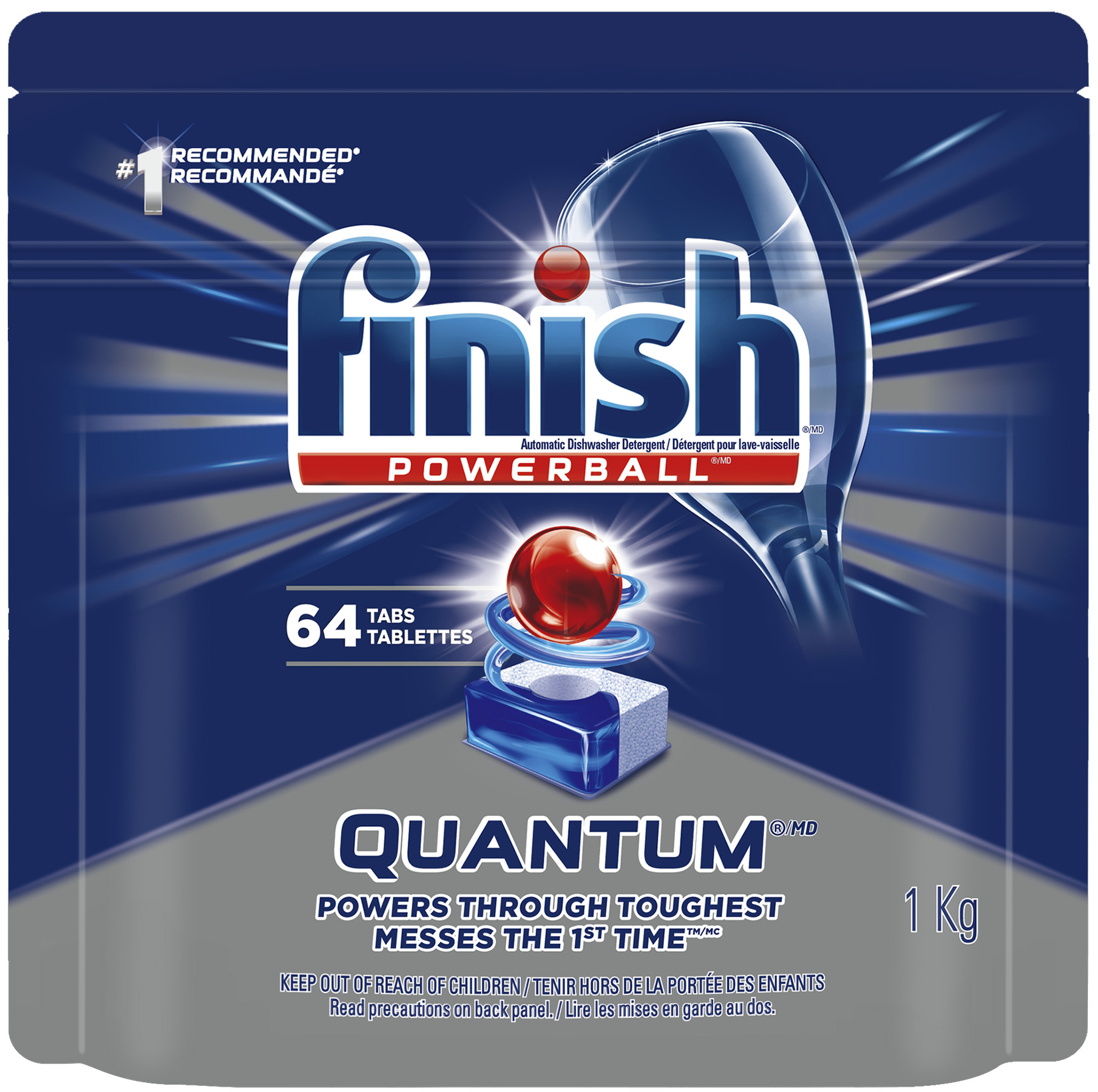 FINISH® POWERBALL® QUANTUM (Canada)
