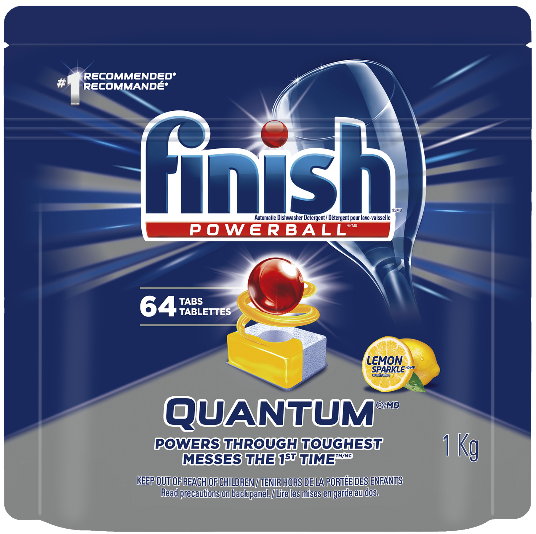 FINISH® Powerball® Quantum - Lemon (Canada)