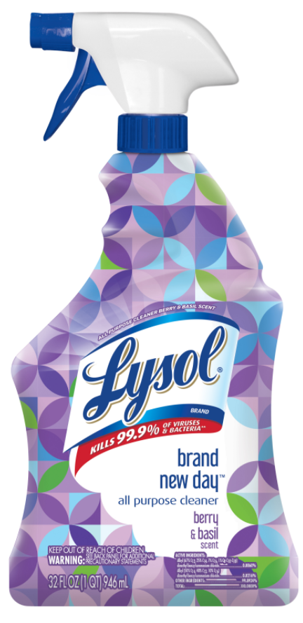 LYSOL®  All Purpose Cleaner - Brand New Day™  - Berry & Basil
