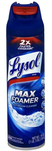 LYSOL® Max Cover Shower Foamer
