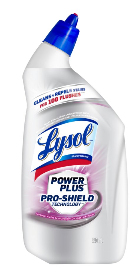 LYSOL® Power Plus Pro-Shield - Lavender Fields (Canada)