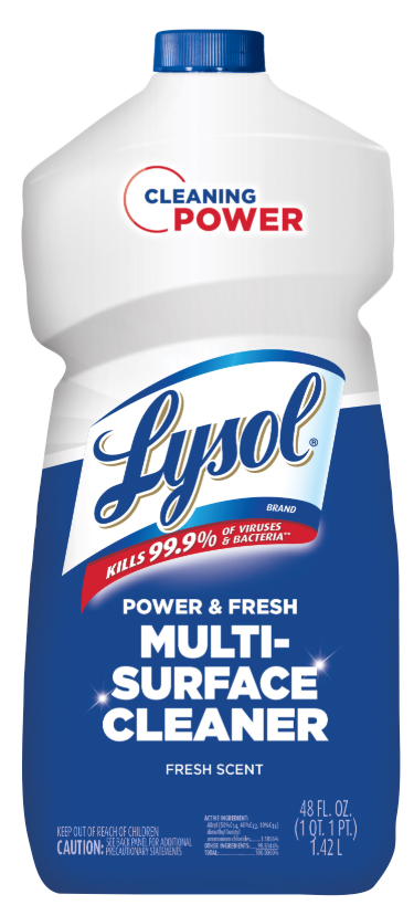 LYSOL® Power & Fresh Multi-Surface Cleaner - Fresh