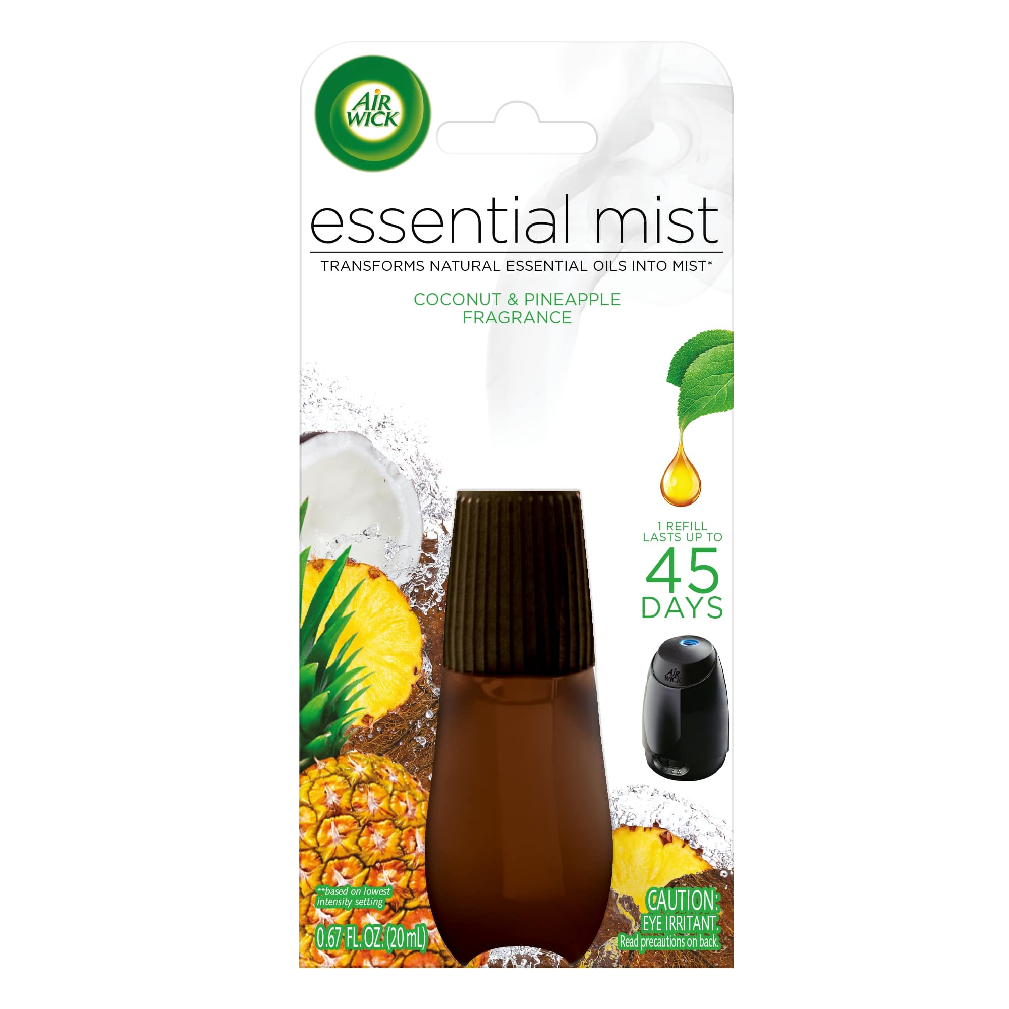 AIR WICK Essential Mist  Coconut  Pineapple