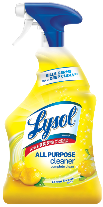 LYSOL® All Purpose Cleaner - Lemon Breeze