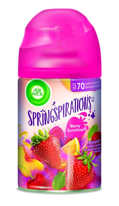 AIR WICK® FRESHMATIC® - Berry Sunshine (Canada)