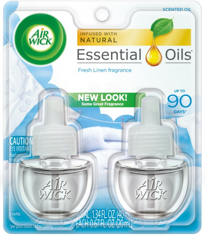 AIR WICK® Scented Oil - Fresh Linen