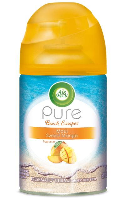 AIR WICK FRESHMATIC Ultra  Pure Beach Escapes Maui Sweet Mango Photo