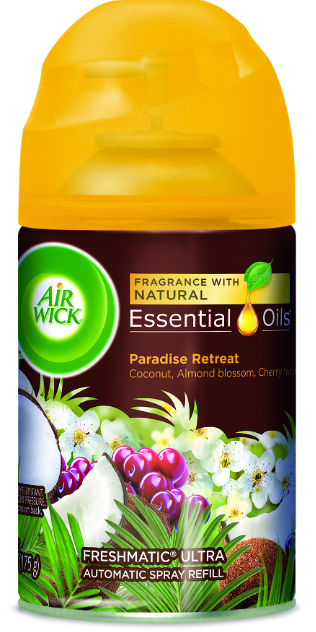 AIR WICK FRESHMATIC Ultra  Paradise Retreat Photo