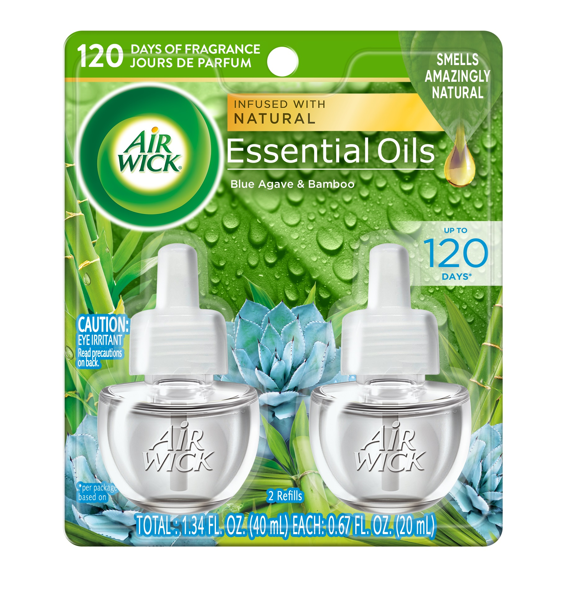 AIR WICK® Scented Oil - Blue Agave & Bamboo