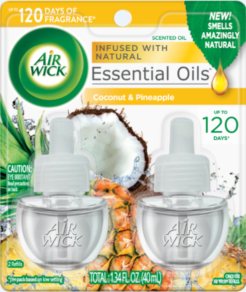 AIR WICK® Scented Oil - Coconut & Pineapple