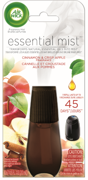 AIR WICK® Essential Mist - Cinnamon & Crisp Apple
