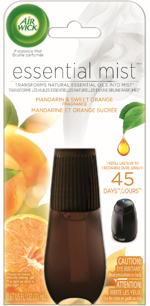 AIR WICK® Essential Mist - Mandarin & Sweet Orange