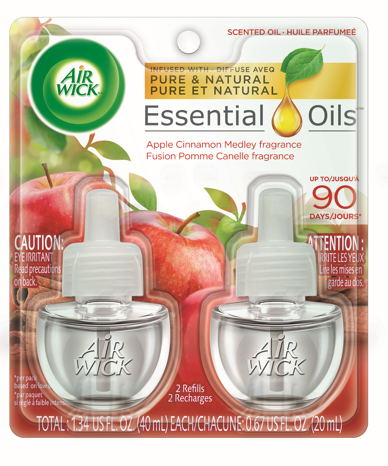 AIR WICK® Scented Oil - Apple Cinnamon Medley