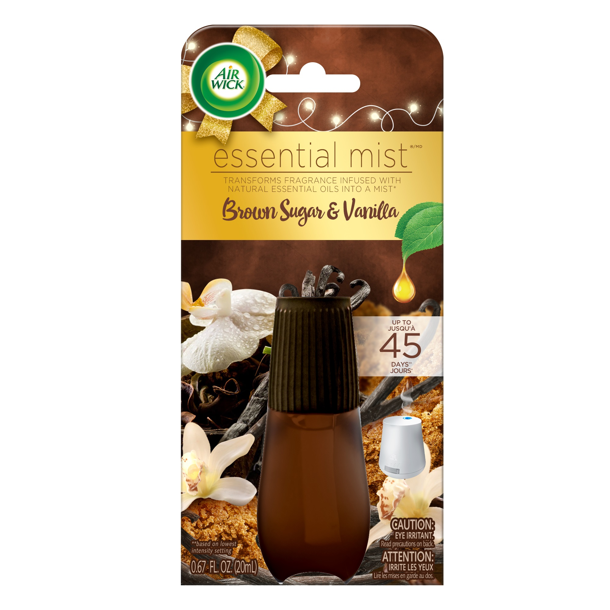 AIR WICK® Essential Mist - Brown Sugar & Vanilla