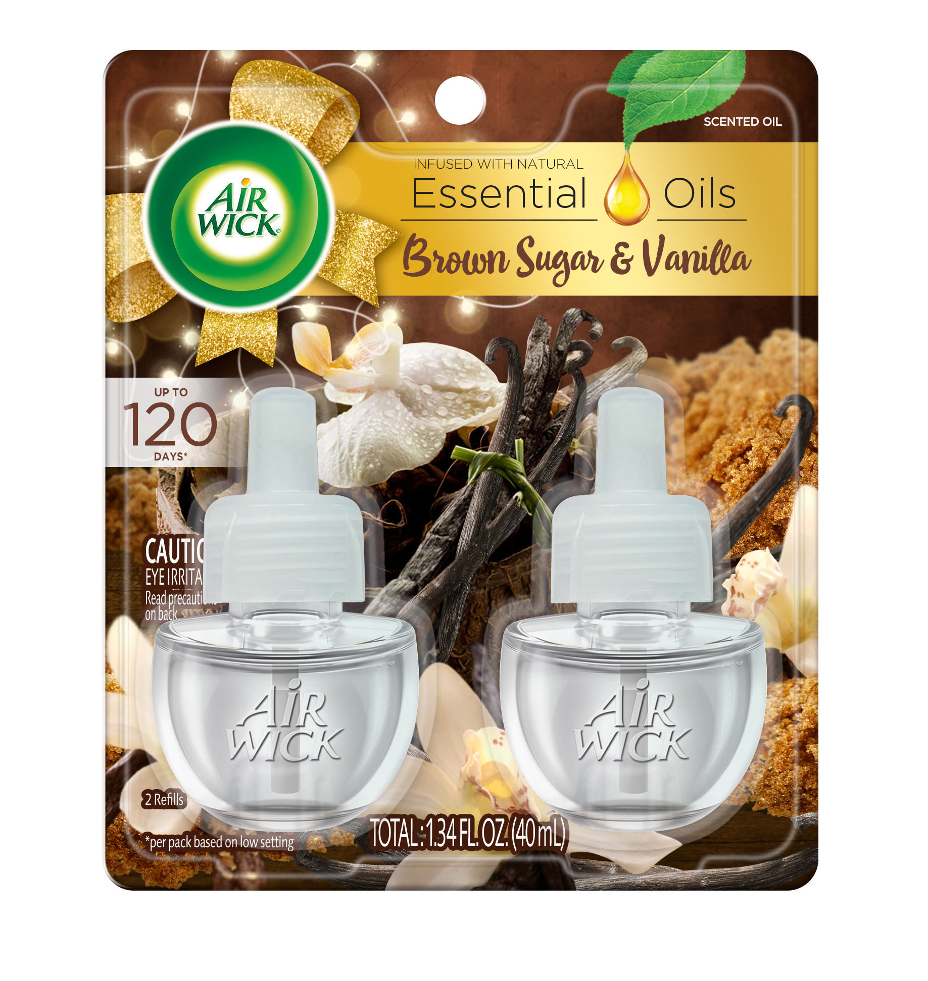 AIR WICK® Scented Oils - Brown Sugar & Vanilla