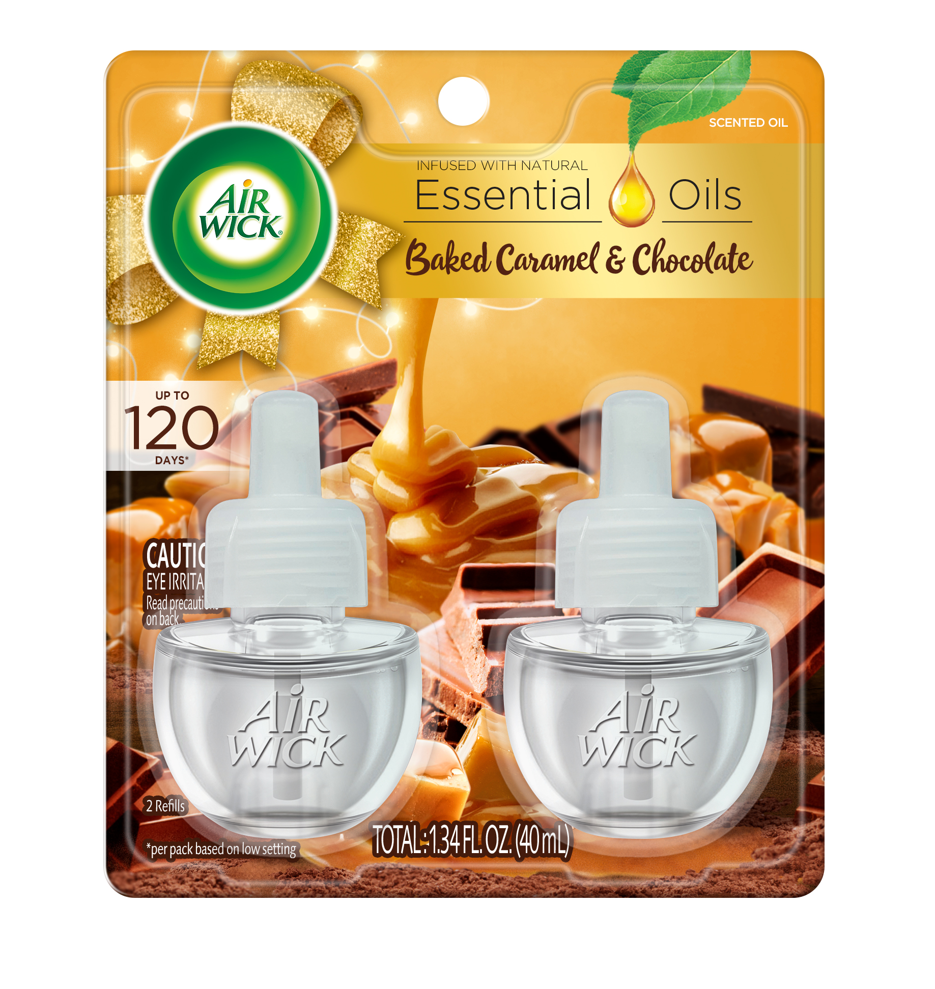 AIR WICK® Scented Oil - Baked Caramel & Chocolate
