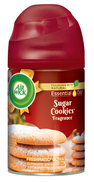 AIR WICK FRESHMATIC Ultra  Sugar Cookies Spread The Joy Photo