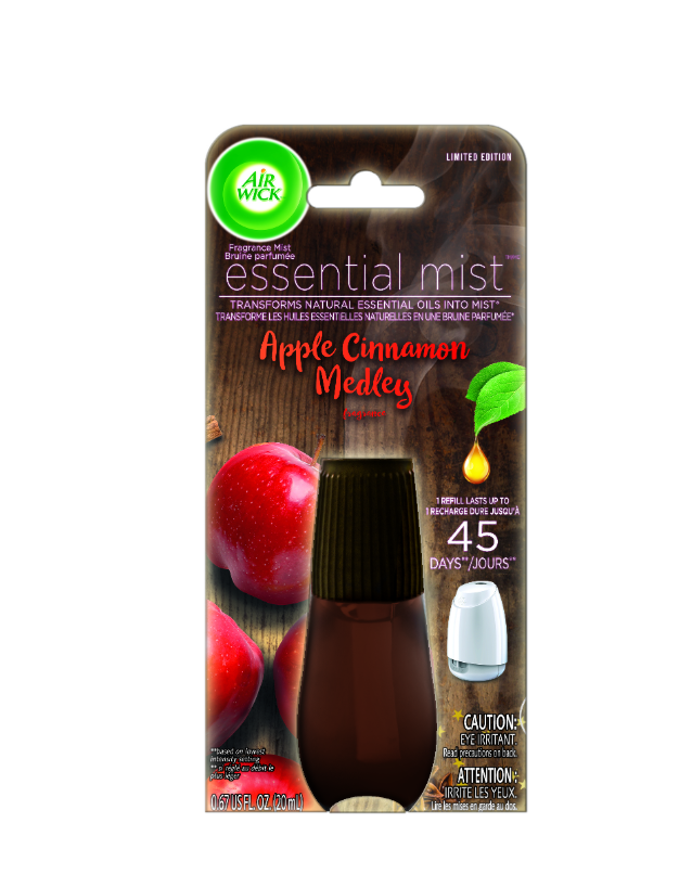 AIR WICK® Essential Mist - Apple Cinnamon Medley (Canada)