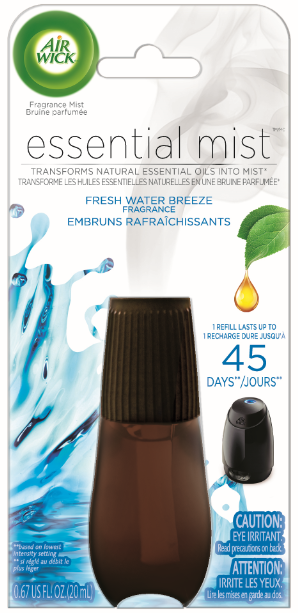 AIR WICK® Essential Mist - Fresh Water Breeze (Canada)