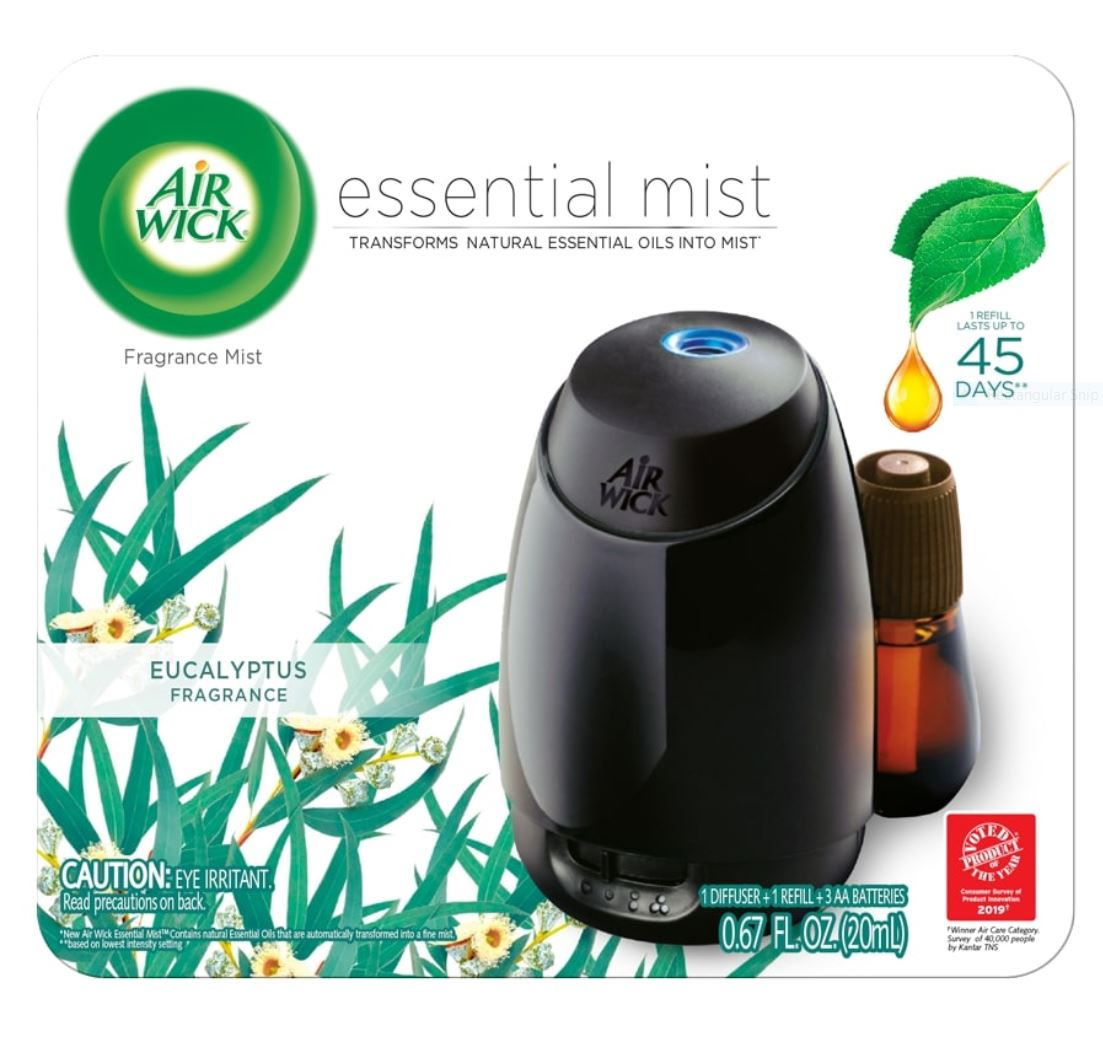 AIR WICK® Essential Mist - Eucalyptus - Kit (Canada)