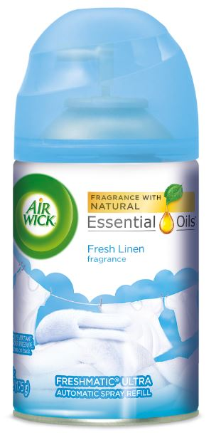 AIR WICK FRESHMATIC Ultra  Fresh Linen Photo