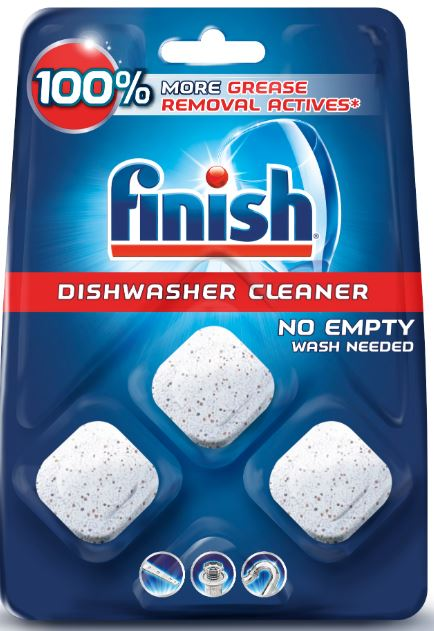 FINISH® Dishwasher Cleaner - Tablets