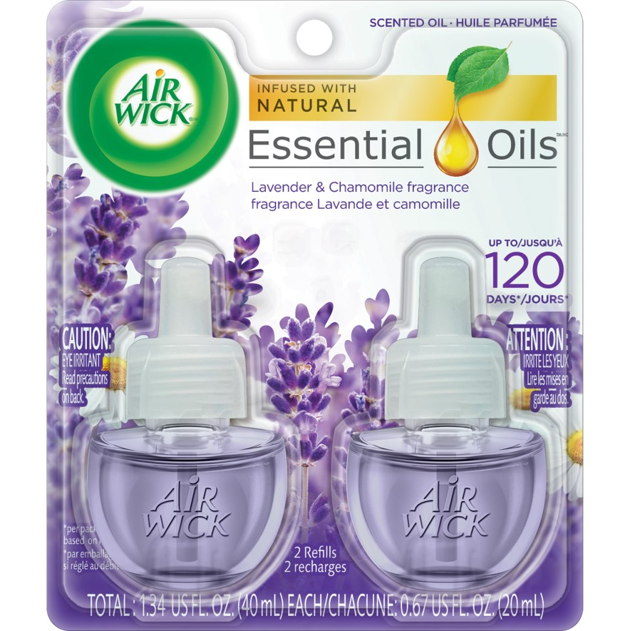 AIR WICK® Scented Oil - Lavender & Chamomile