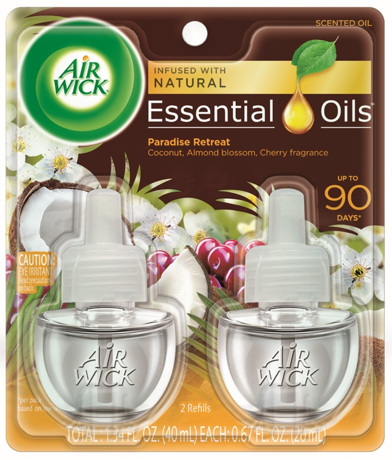 AIR WICK® Scented Oil - Coconut & Cherry Paradise Retreat