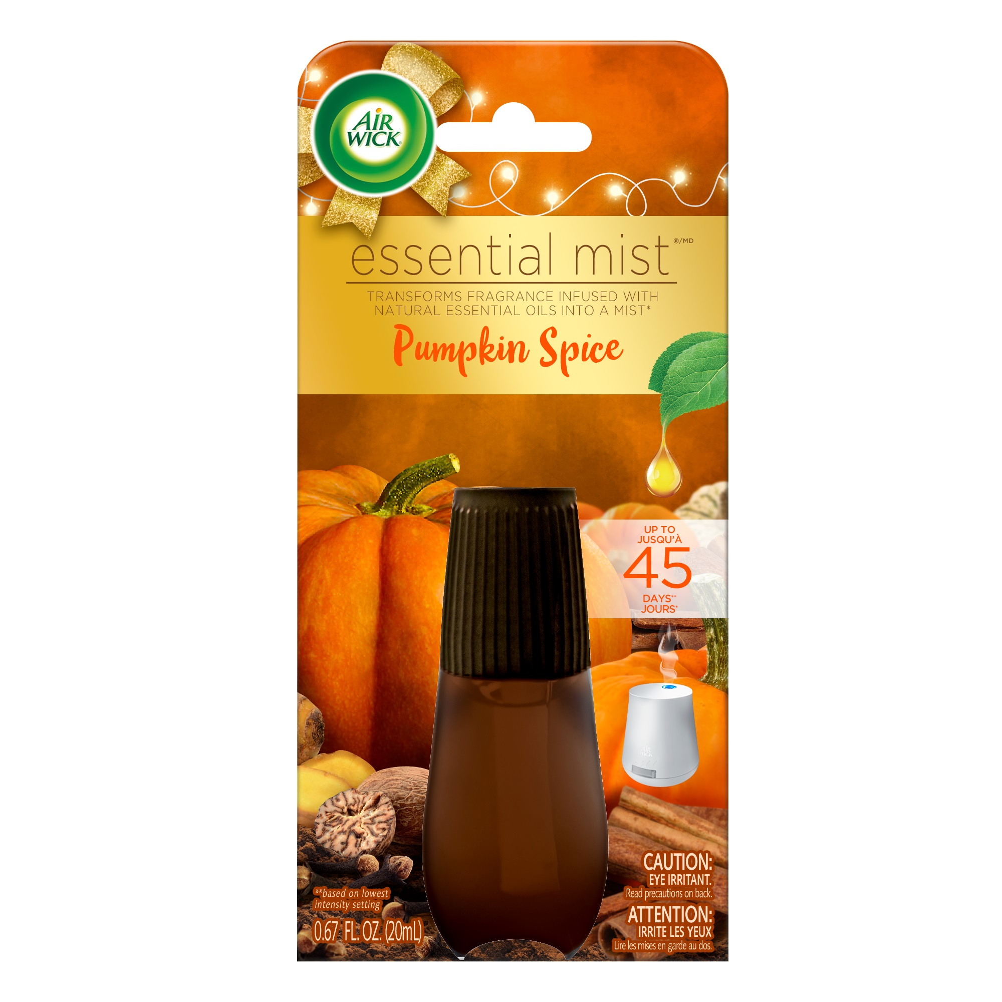 AIR WICK® Scented Oil - Pumpkin Spice
