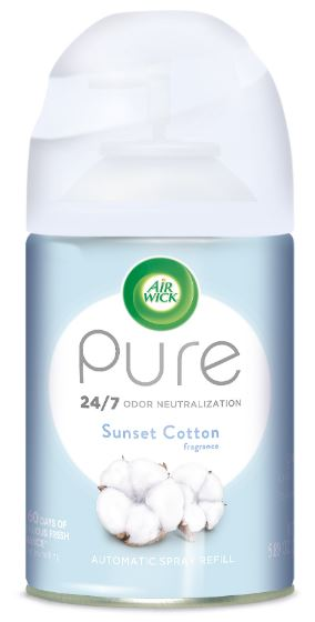 AIR WICK® Automatic Spray - Sunset Cotton