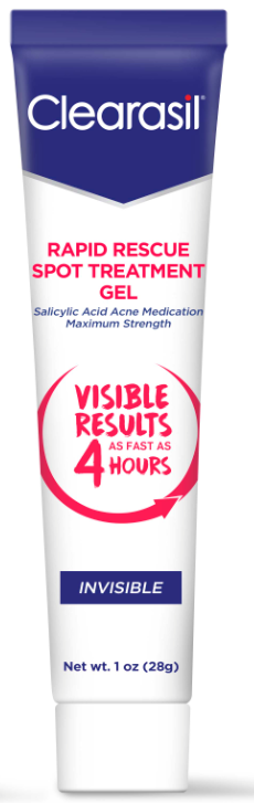 CLEARASIL Rapid Rescue Spot Treatment Gel Photo